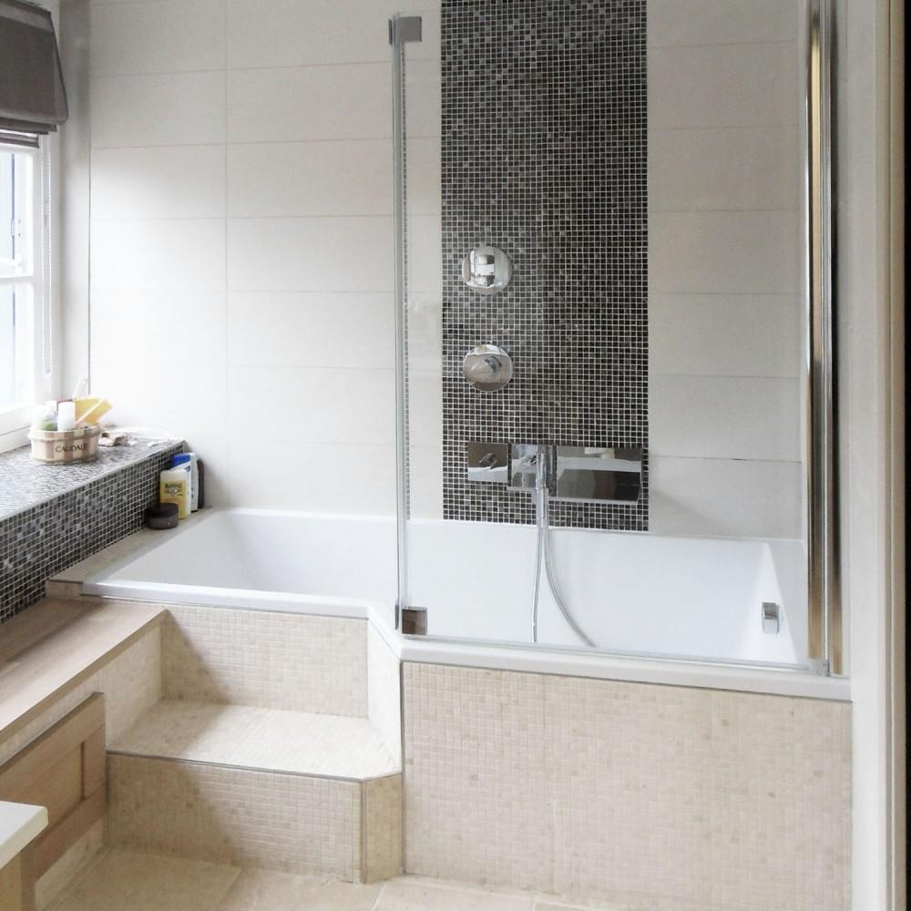 Salle de bain ambiance nature
